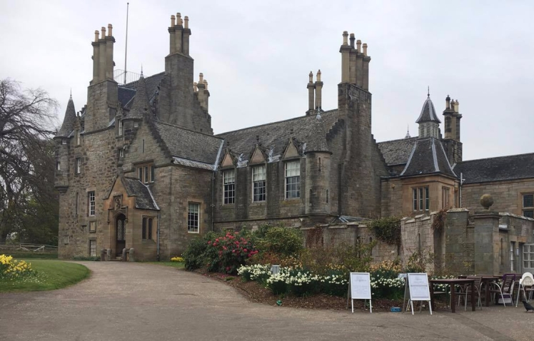 Lauriston Castle - photograph copyright Alexander Thomson