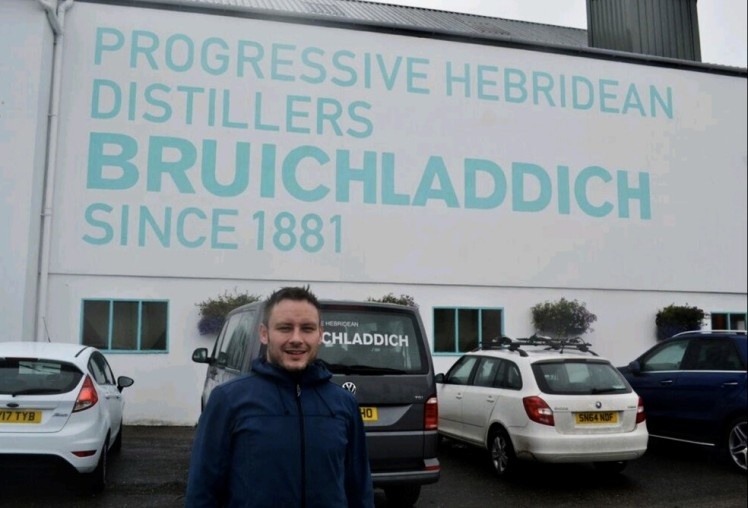 Bruichladdich 1