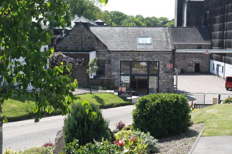 Glen Moray Distillery (Credit: Glen Moray)