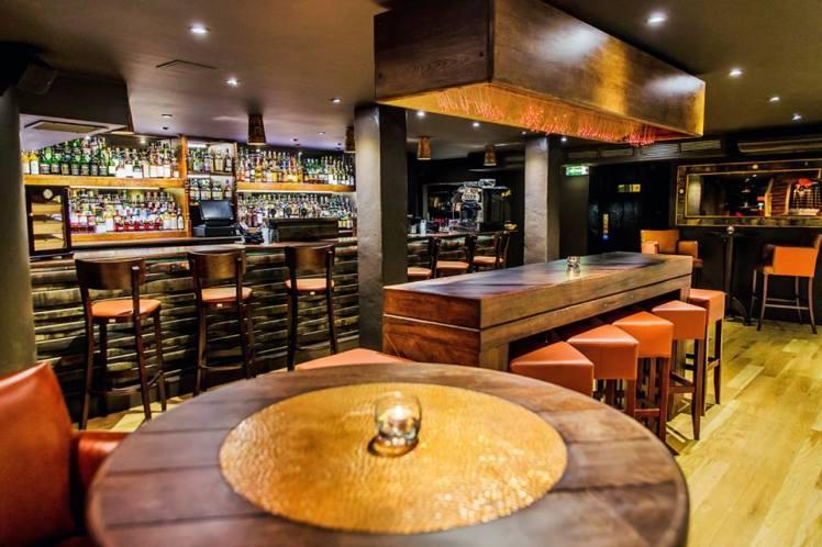 Usquabae Bar, Edinburgh (Credit and copyright: Usquabae)