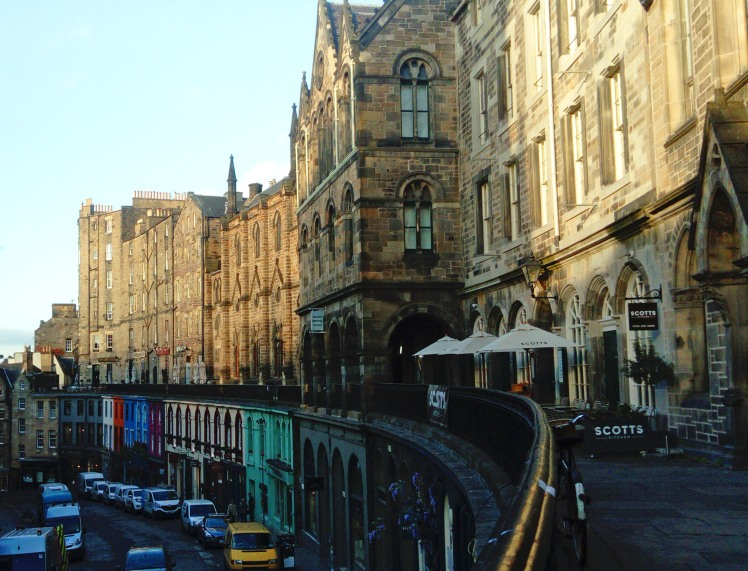 Victoria Street (credit and copyright: Rosie Willmot)