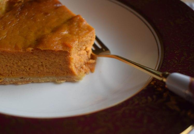 Pumpkin pie - Scotch Whisky matches for Thanksgiving